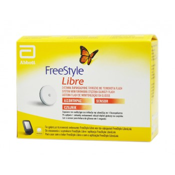 Sensor FreeStyle Libre...