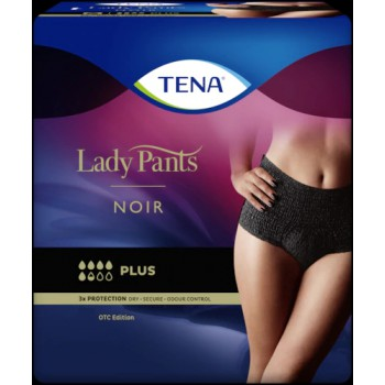 tena pants lady plus 30 czarne