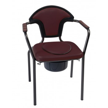 Fotel Sanitarny OPEN Bordo